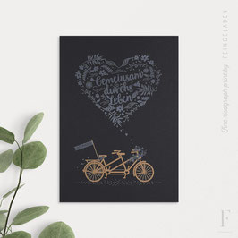 LOVE STORIES // Tandem (Black Edition)