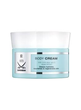 LR meets Sansibar Body Cream