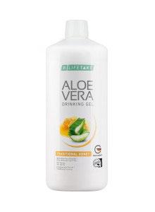 Aloe Vera Drinking Gel Traditionell mit Honig