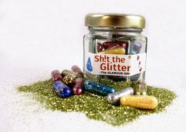 Shit the Glitter - 20er Glas