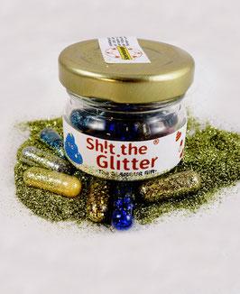Shit the Glitter  - 10er Glas