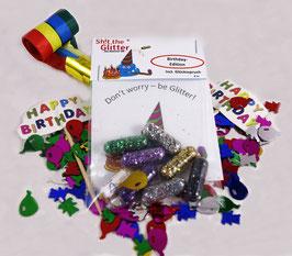 Birthday-Edition (personalisierbar)