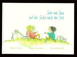Sven und Sara auf der Suche nach der Zeit