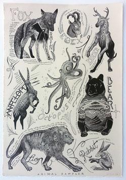 Animal Sampler