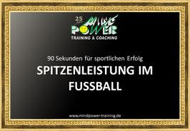 SPITZENLEISTUNG IM FUSSBALL