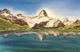Ruhe am Bergsee