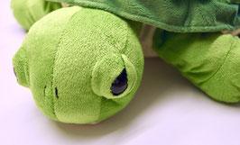 """""""Schlaf gut"""" Kuschel Schildkröte grün"""
