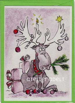 """""""Der Weihnachtselch"""""""