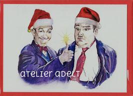 """Oliver & Hardy"""
