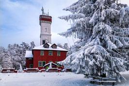 Winter auf dem Pöhlberg 1
