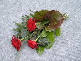 Rosenstrauß (zum Nachwerfen, #7002)