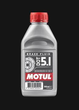 Motul Bremsflüssigkeit Brake Fluid DOT5.1