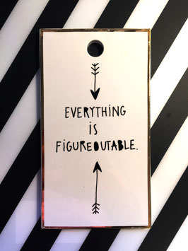 EVERYTHING IS...