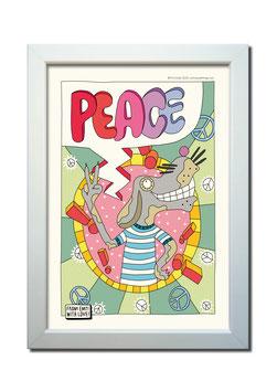PEACE DOGGIE / CTC-013