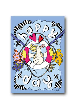HAPPY DAY / B-010