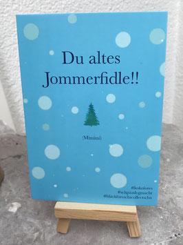 Postkarte Bläckforescht 06 - Jommerfildle