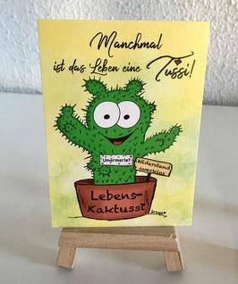 403 - Midi-Kärtle Kaktussi
