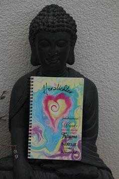 Notizbuch Herzlichter