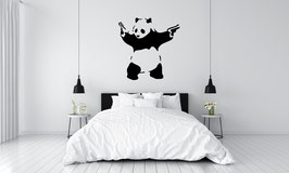 ADHESIF BANKSY PANDA