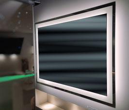 Miroir éclairant 60x90cm