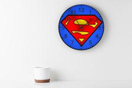 HORLOGE SUPERMAN