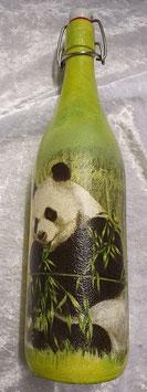 Bügelflasche mit Panda