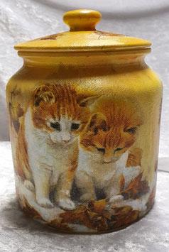 Topf Katzen