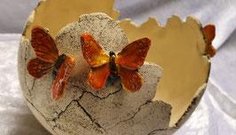 Dekokugel Schmetterling II