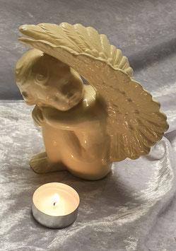 Engel klein Flügel hoch