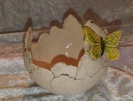 Decokugel Schmetterling I