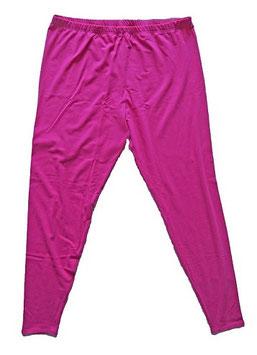 Leggings Baumwolljersey (L-703-Pink)