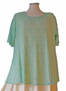 T-Shirt  A-Linie ( Aqua Meeresgrün )  T17