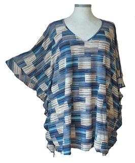 ButterflyCut Shirt Cool Blue & More (BC-759)
