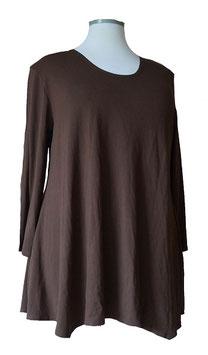 Basic-A-Form Shirt  Braun (SPS-8862)
