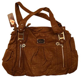 Handtasche ANGELBARCELO Coffee (HT-602)