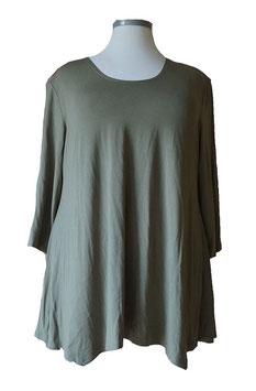 Basic-A-Form Shirt Hell Oliv Grün (SPS-886)