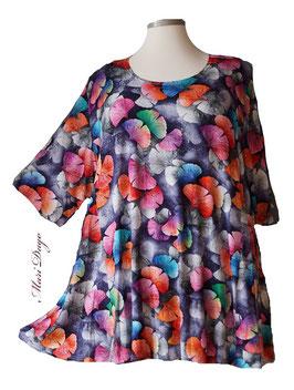 SunShine Shirt in A-Linie - Ginko - (Vis-03-20-20)