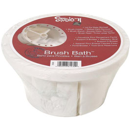 Studio 71-Brush Bath/Bürstenbad mit Deckel