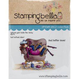 Stamping Bella-Cling Stamp/Sophia Is A Sicky