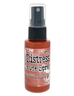 Distress Oxide Spray-crackling campfire