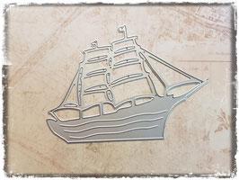 Stanzform-Segelschiff 4056