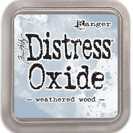 Distress Oxide Stempelkissen-weathered wood
