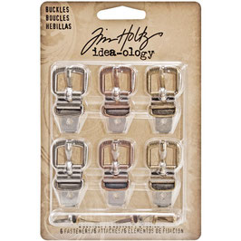 Idea-Ology by Tim Holtz/Buckles