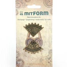 Mitform-Metall Charms/Corners 7
