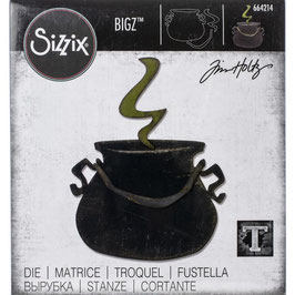 Sizzix by Tim Holtz Bigz-Stanzform/Cauldron