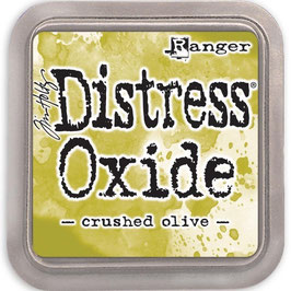Distress Oxide Stempelkissen-crushed olive