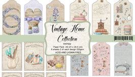 Reprint-Vintage Home Collection-A4 Paper Pad