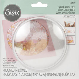 Sizzix Making Essential/Shaker Domes-gross 3.5""