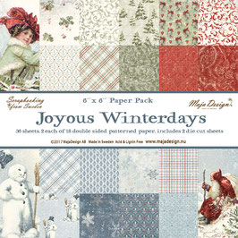 Maja Design-Jouyous Winterdays 6x6""