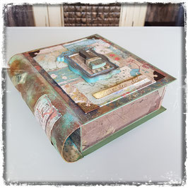 Kartonage-Vintage Buch Atelier des Arts II